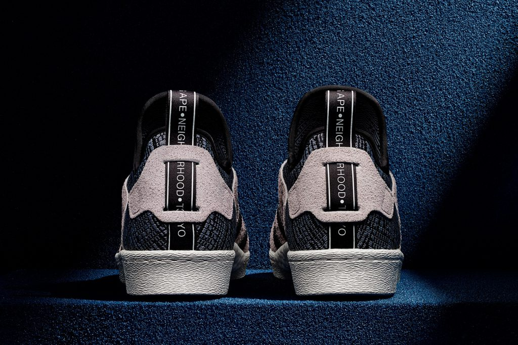 BAPE x NEIGHBORHOOD x adidas Originals Superstar BOOST