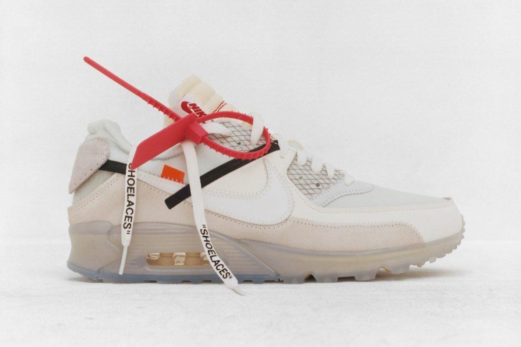 Nike och Off White 'The Ten' samarbetet visas upp | Dopest
