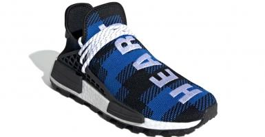 new product 30e23 201ee adidas, Pharrell   Billionaire Boys Club visar upp ny NMD Hu