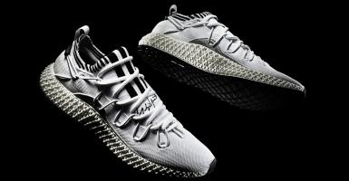 best loved 34640 929aa adidas   Y-3 tillbaka med ny 4D sneaker – Y-3 RUNNER 4D II