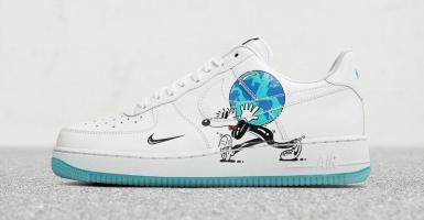 best website 9223f 6db92 Nike gör collab med Steven Harrington inför Earth Day