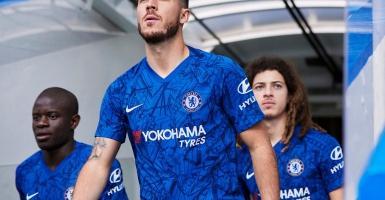 new style a0e80 ad6de Nike presenterar ny Chelsea matchtröja för säsongen 2019 20