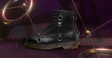 Goth Boots   Boots, Skor och Coachella