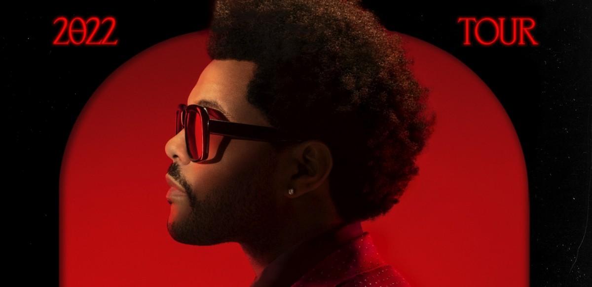 Då kommer The Weeknd till Sverige